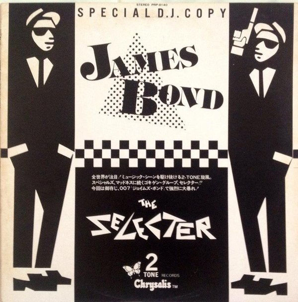The Selecter - James Bond / The Selecter