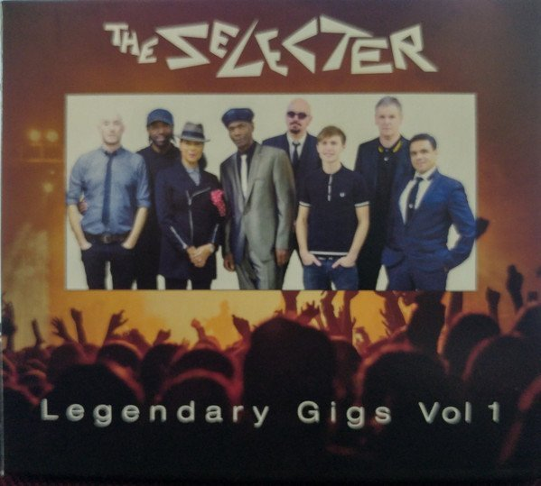 The Selecter - Legendary Gigs Vol 1 (Live Injection/Live At Roskilde)