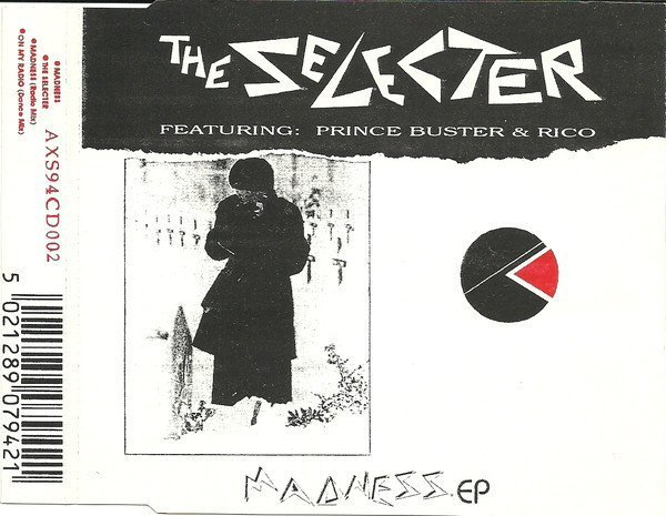 The Selecter - Madness EP