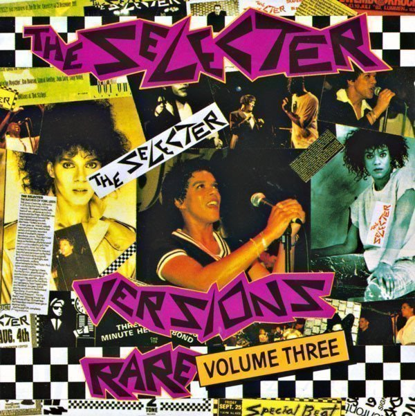 The Selecter - Rare Volume Three - Versions