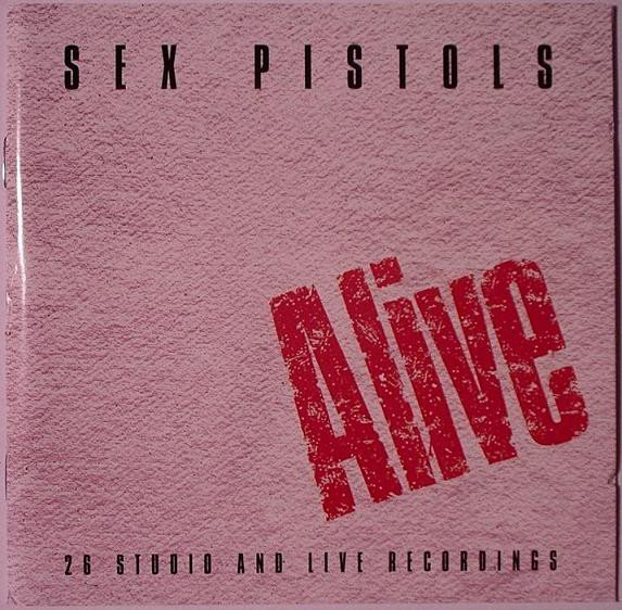 The Sex Pistols - Alive