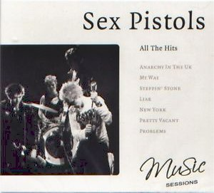 The Sex Pistols - All The Hits