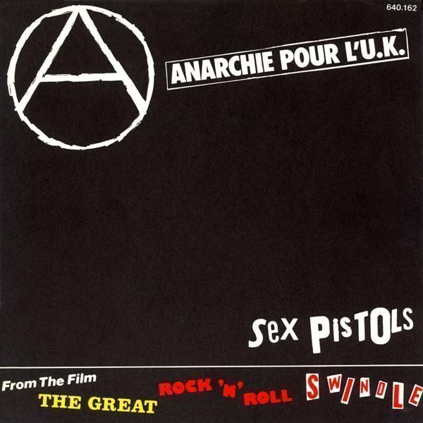 The Sex Pistols - Anarchie Pour L