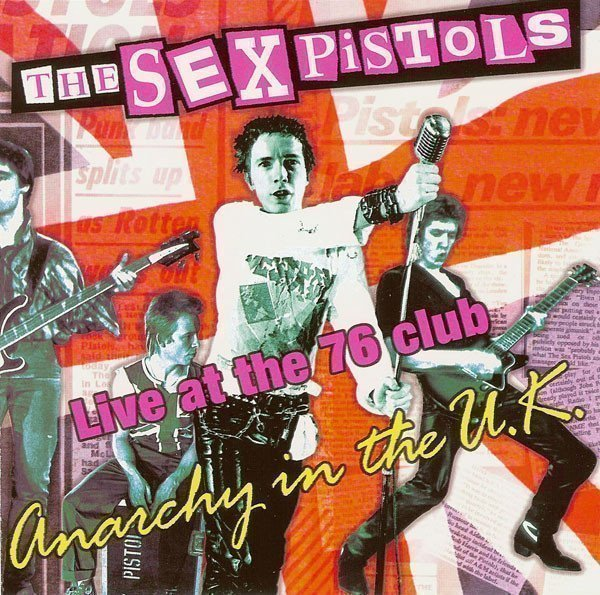 The Sex Pistols - Anarchy In The U.K. - Live At The 76 Club