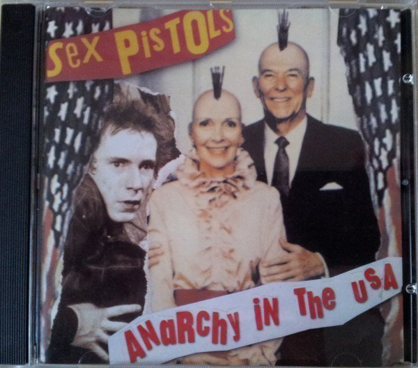 The Sex Pistols - Anarchy In The USA