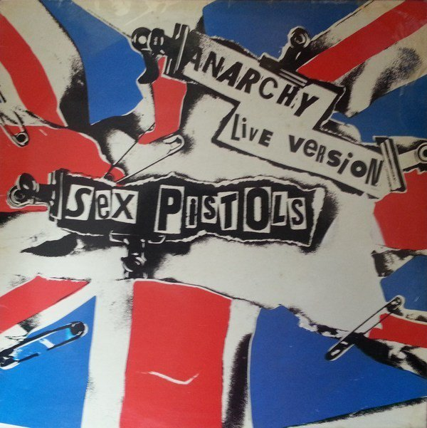 The Sex Pistols - Anarchy Live Version / Return Of The Vampyre