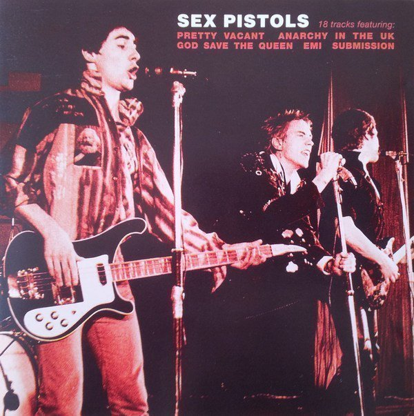 The Sex Pistols - Archive Series