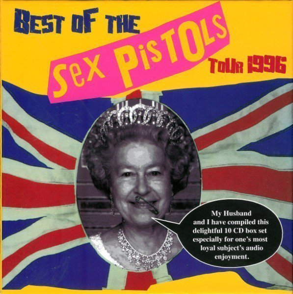 The Sex Pistols - Best Of The Sex Pistols Tour 1996