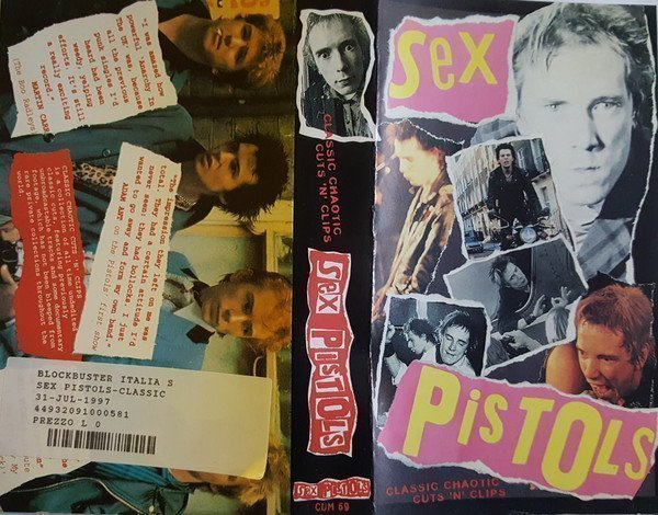 The Sex Pistols - Classic Chaotic Cuts