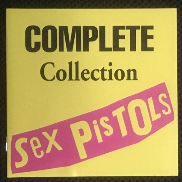 The Sex Pistols - Complete Collection