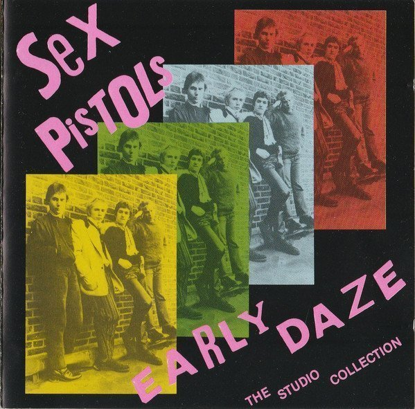 The Sex Pistols - Early Daze - The Studio Collection