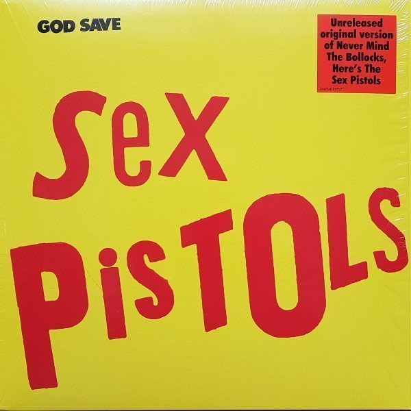 The Sex Pistols - God Save Sex Pistols