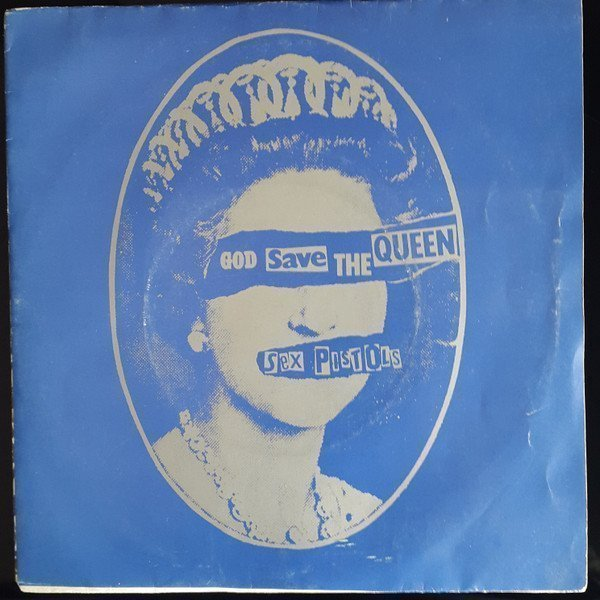 The Sex Pistols - God Save The Queen / Pretty Vacant
