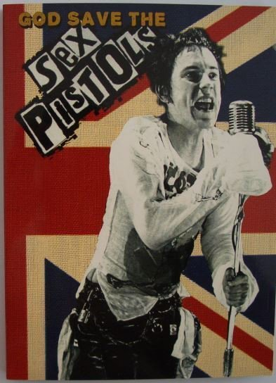 The Sex Pistols - GOD SAVE THE SEX PISTOLS