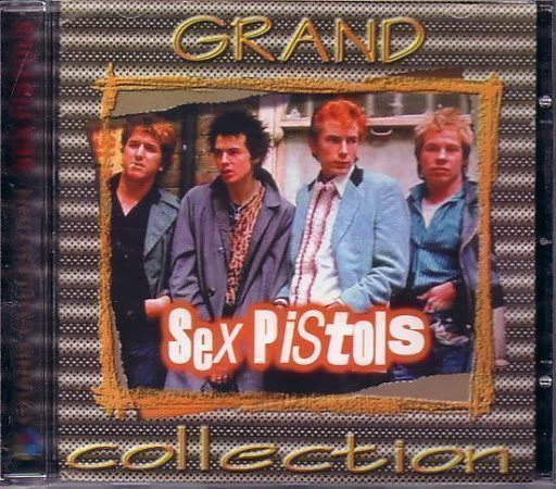 The Sex Pistols - Grand Collection
