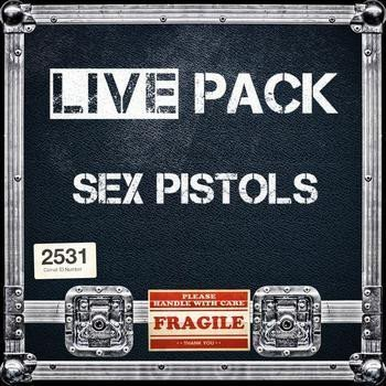The Sex Pistols - Live Pack