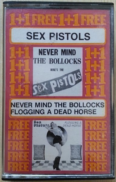 The Sex Pistols - Never Mind The Bollocks Here