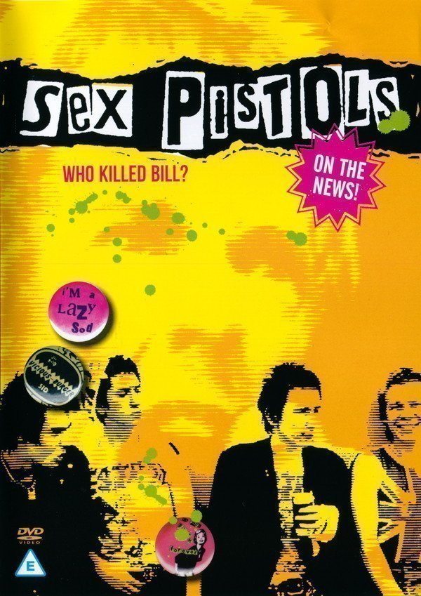 The Sex Pistols - On The News!