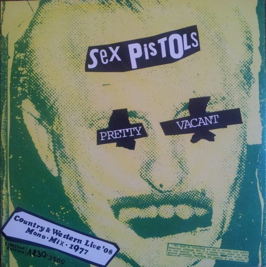 The Sex Pistols - Pretty Vacant