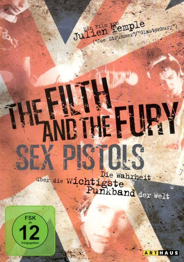 The Sex Pistols - The Filth And The Fury!