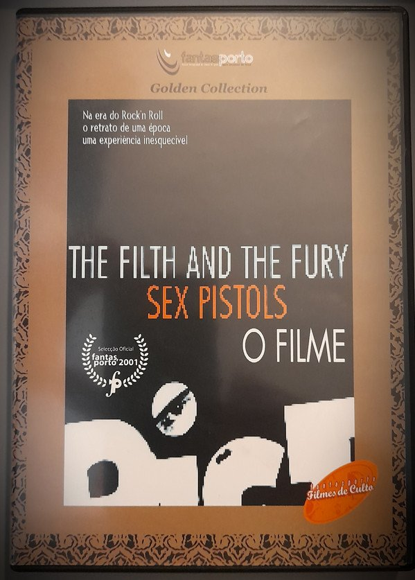 The Sex Pistols - The Filth And The Fury - Sex Pistols O Filme