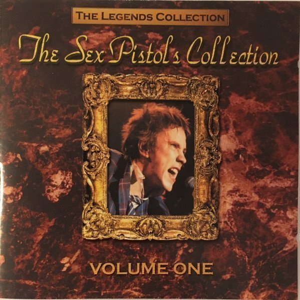 The Sex Pistols - The Legends Collections: The Sex Pistols Collection Volume One
