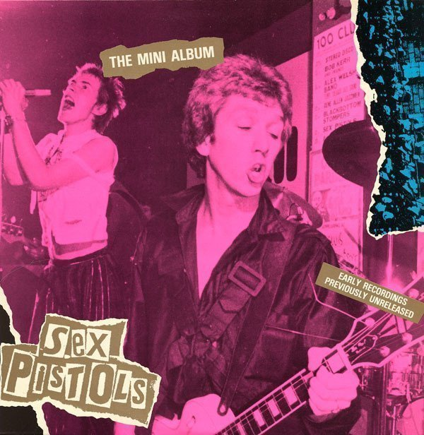 The Sex Pistols - The Mini Album