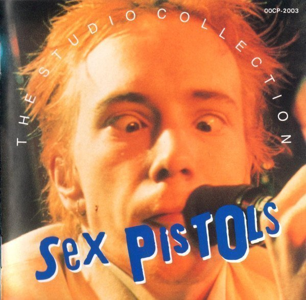 The Sex Pistols - The Studio Collection