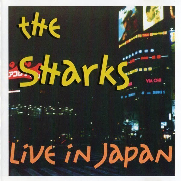 The Sharks - Live In Japan