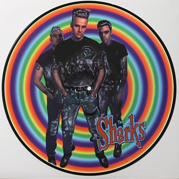 The Sharks - Ruff Stuff - In Plastic