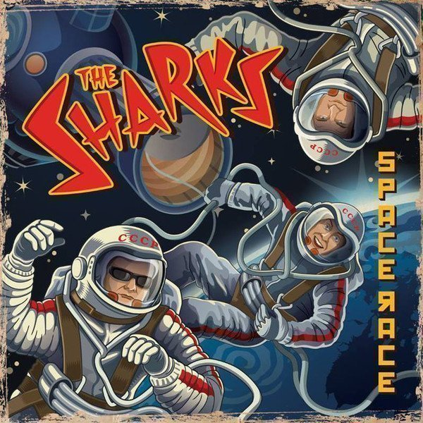 The Sharks - Space Race