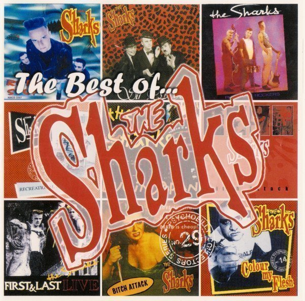 The Sharks - The Best Of