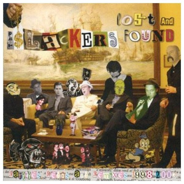 The Slackers - Lost And Found (Rarities, Redos, And Remixes 1998-2007)