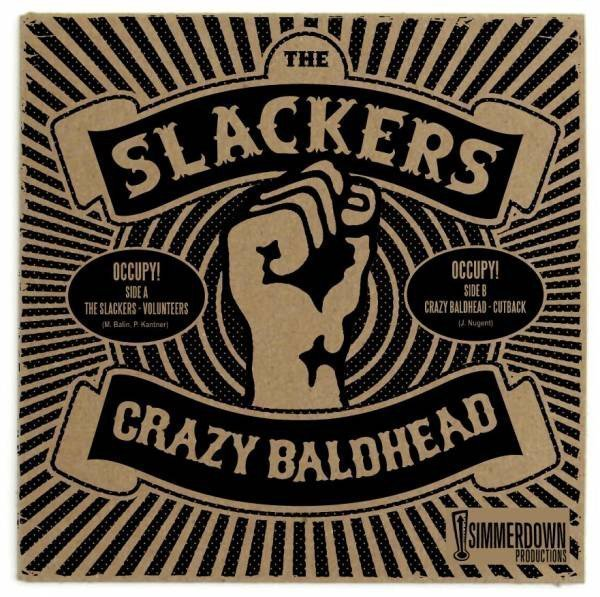 The Slackers - Occupy!