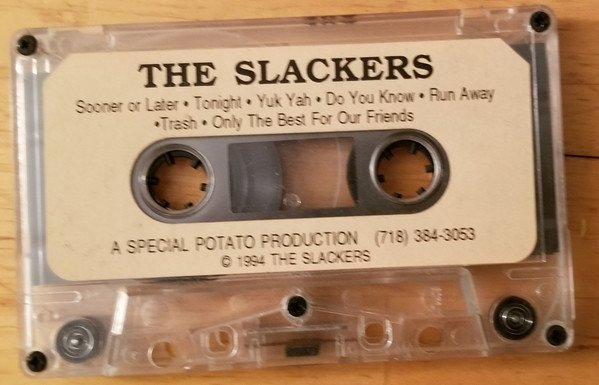 The Slackers - Only The Best For Our Friends
