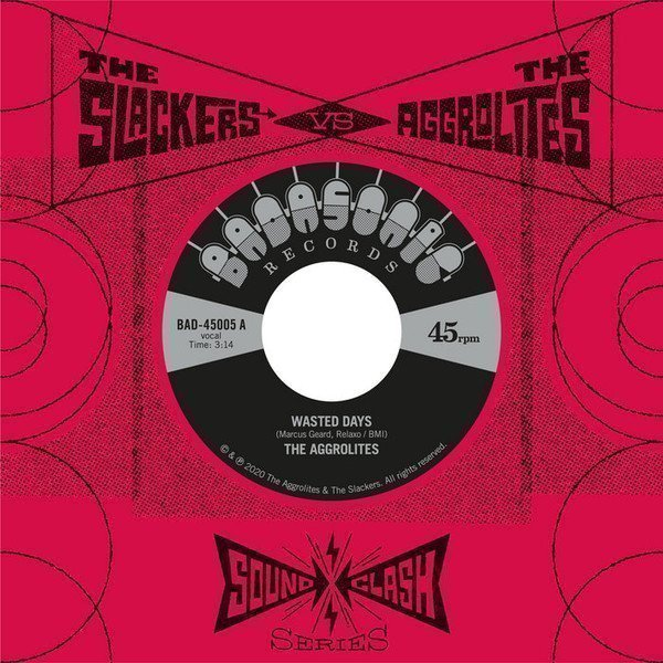 The Slackers - SoundClash Series Vol 1 - The Aggrolites Vs The Slackers
