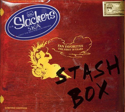 The Slackers - Stash Box (Fan Favorites, The First 20 Years)