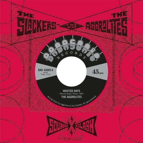 The Slackers - The Aggrolites Vs The Slackers