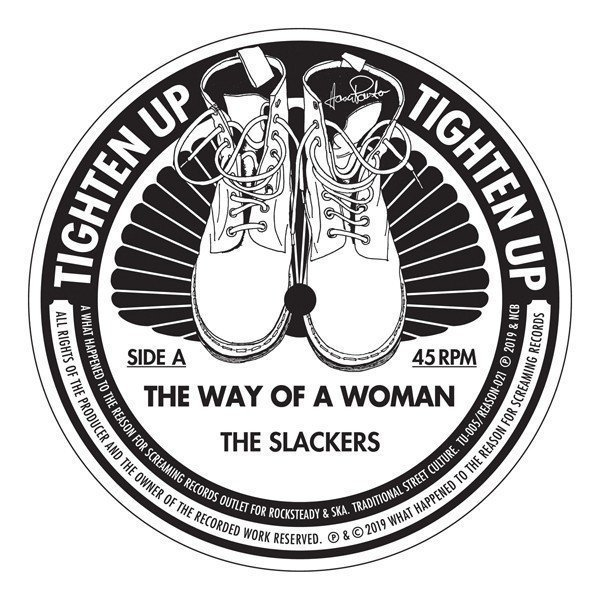 The Slackers - The Way Of A Woman