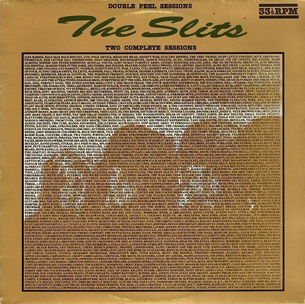 The Slits - Double Peel Sessions
