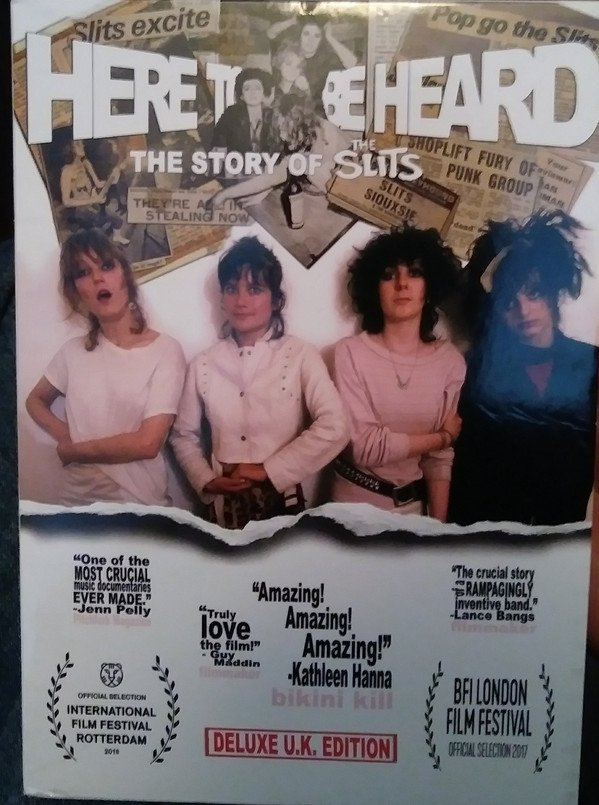 The Slits - Here To Be Heard: The Story Of The Slits