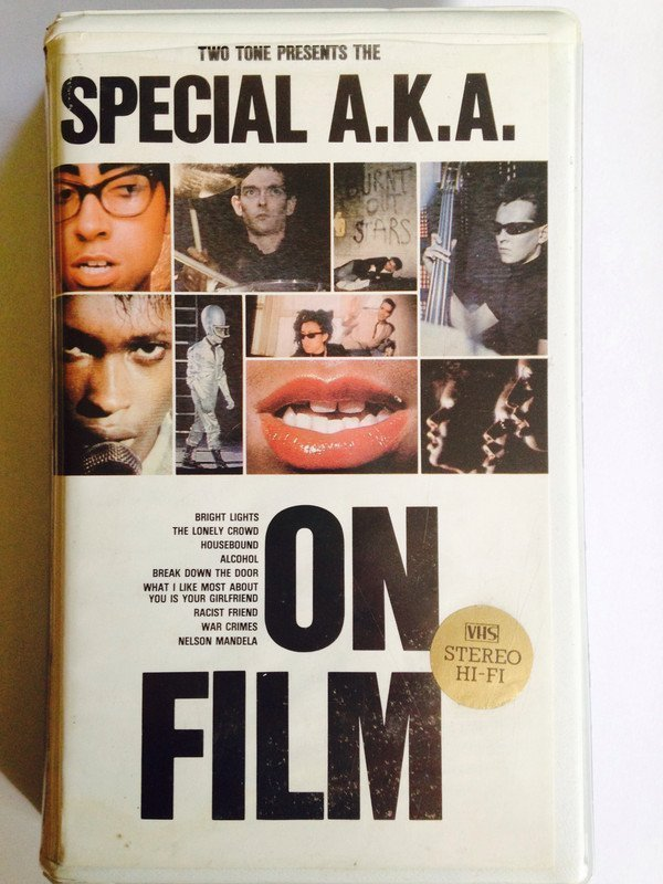 The Special Aka - On Film