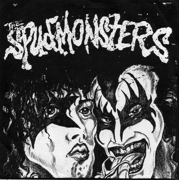 The Spudmonsters - Destroy Your Idols