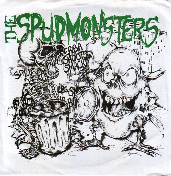The Spudmonsters - Erba Shoots Smack