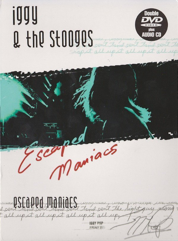 The Stooges - Escaped Maniacs