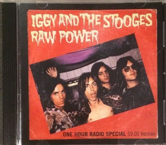 The Stooges - Iggy And The Stooges: Raw Power (One-Hour Radio Special) (59:00 Version)