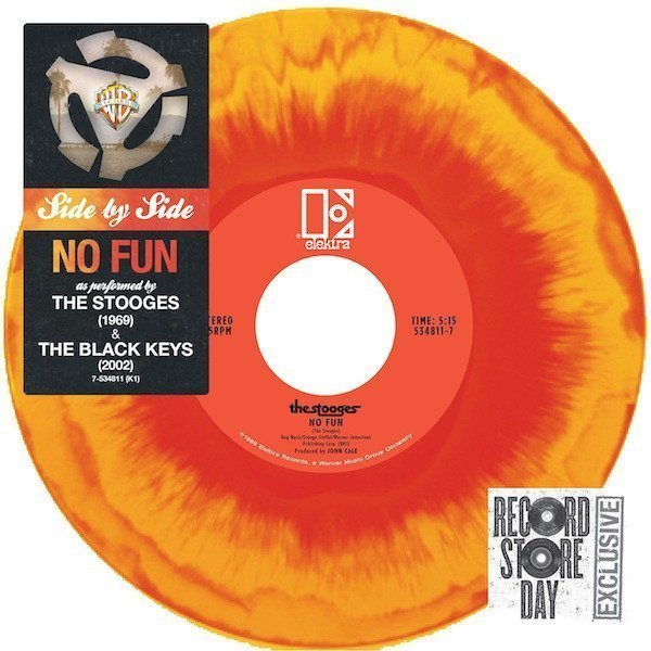 The Stooges - No Fun