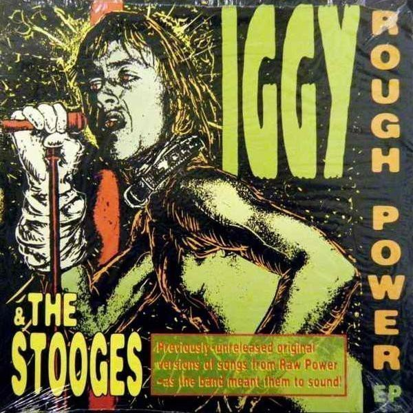 The Stooges - Rough Power EP