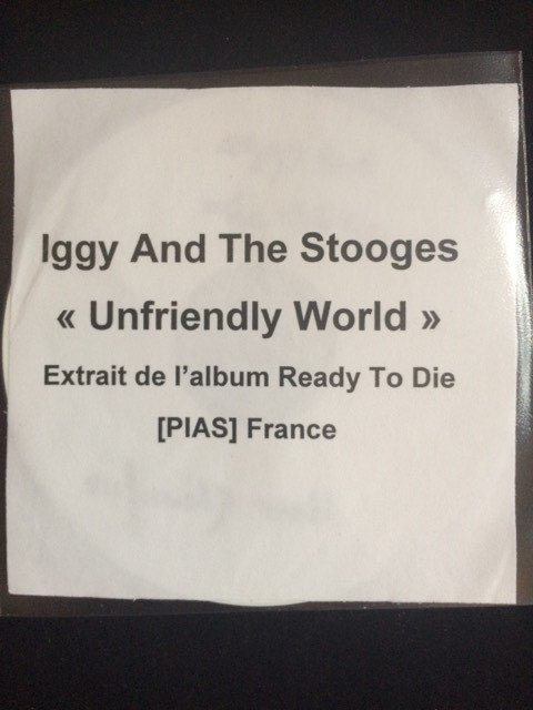 The Stooges - Unfriendly World