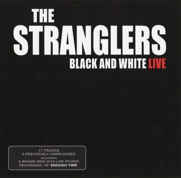 The Stranglers - Black And White Live